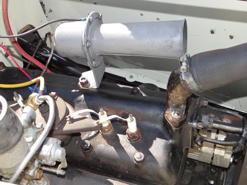 1929 Ford Model A Speedster Engine