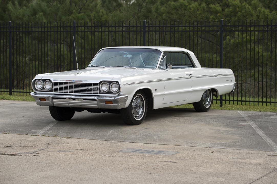 1964 Chevrolet Impala Ss >> 1964 Chevrolet Impala Ss Hardtop Heacock Classic Insurance
