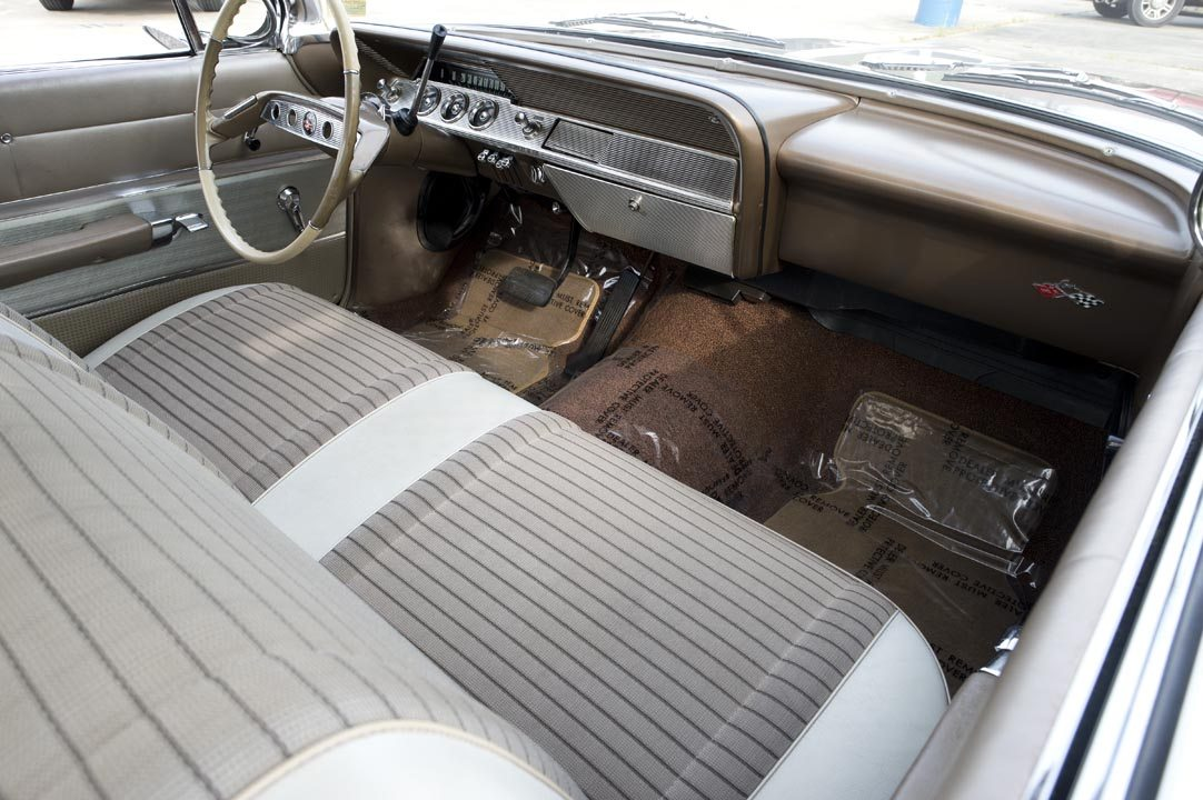 1961 Chevrolet Impala Hardtop Interior