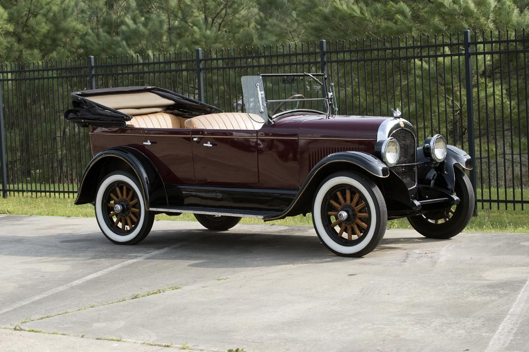 1926 Chrysler F58 5-Passenger Touring Convertible