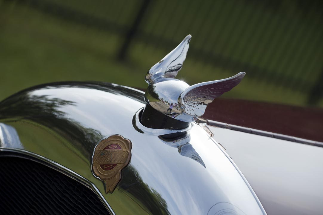 1926 Chrysler F58 Hood Ornament