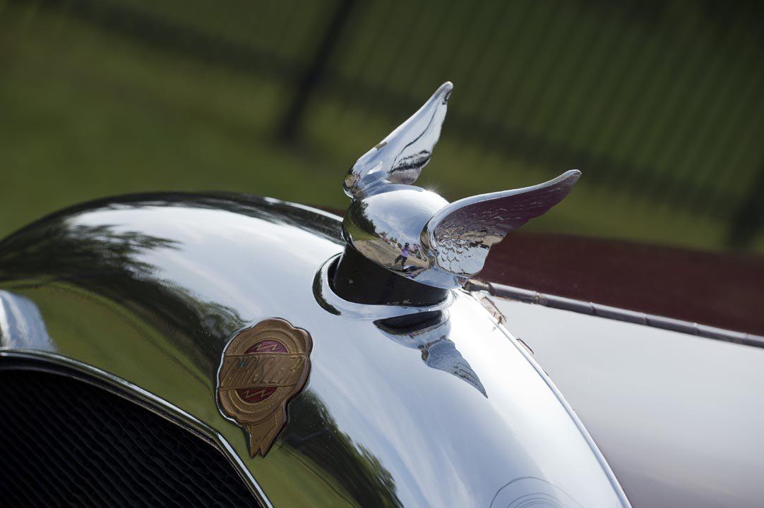 1926 Chrysler F58 Hood Ornament