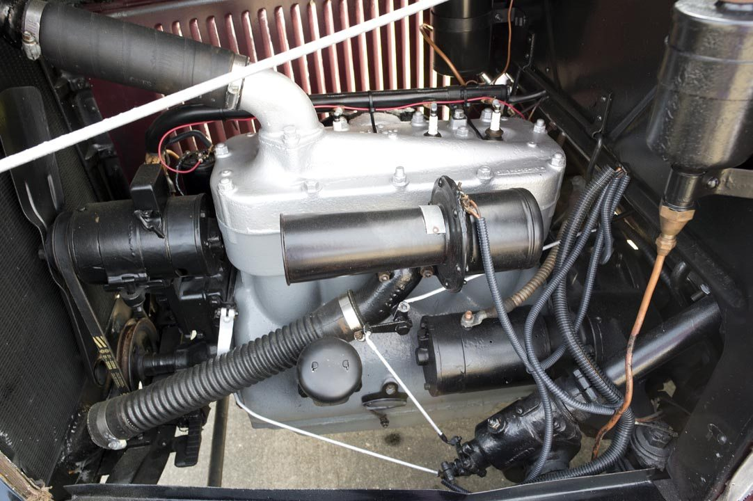 1926 Chrysler F58 Inline Four Engine