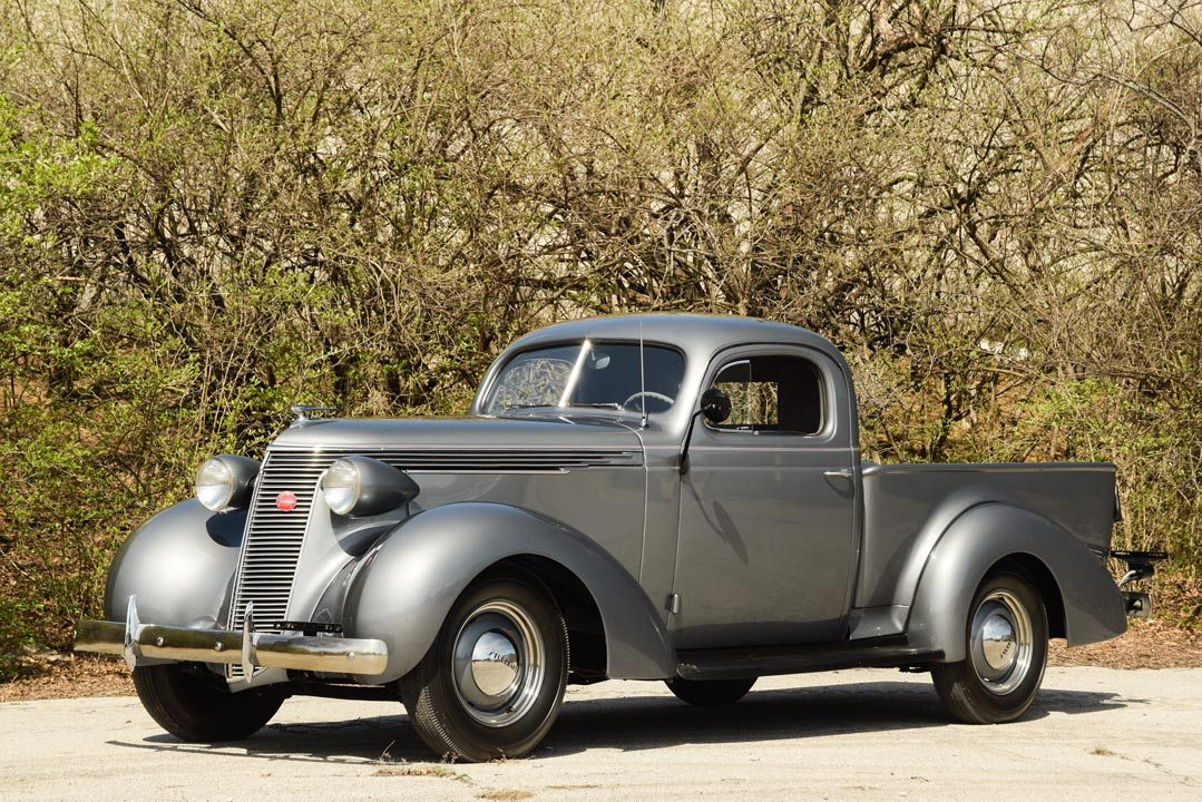 1937 Studebaker Coupe Express Truck