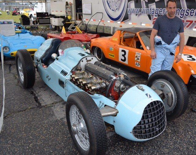 1948 Talbot-Lago T26C Grand Prix car