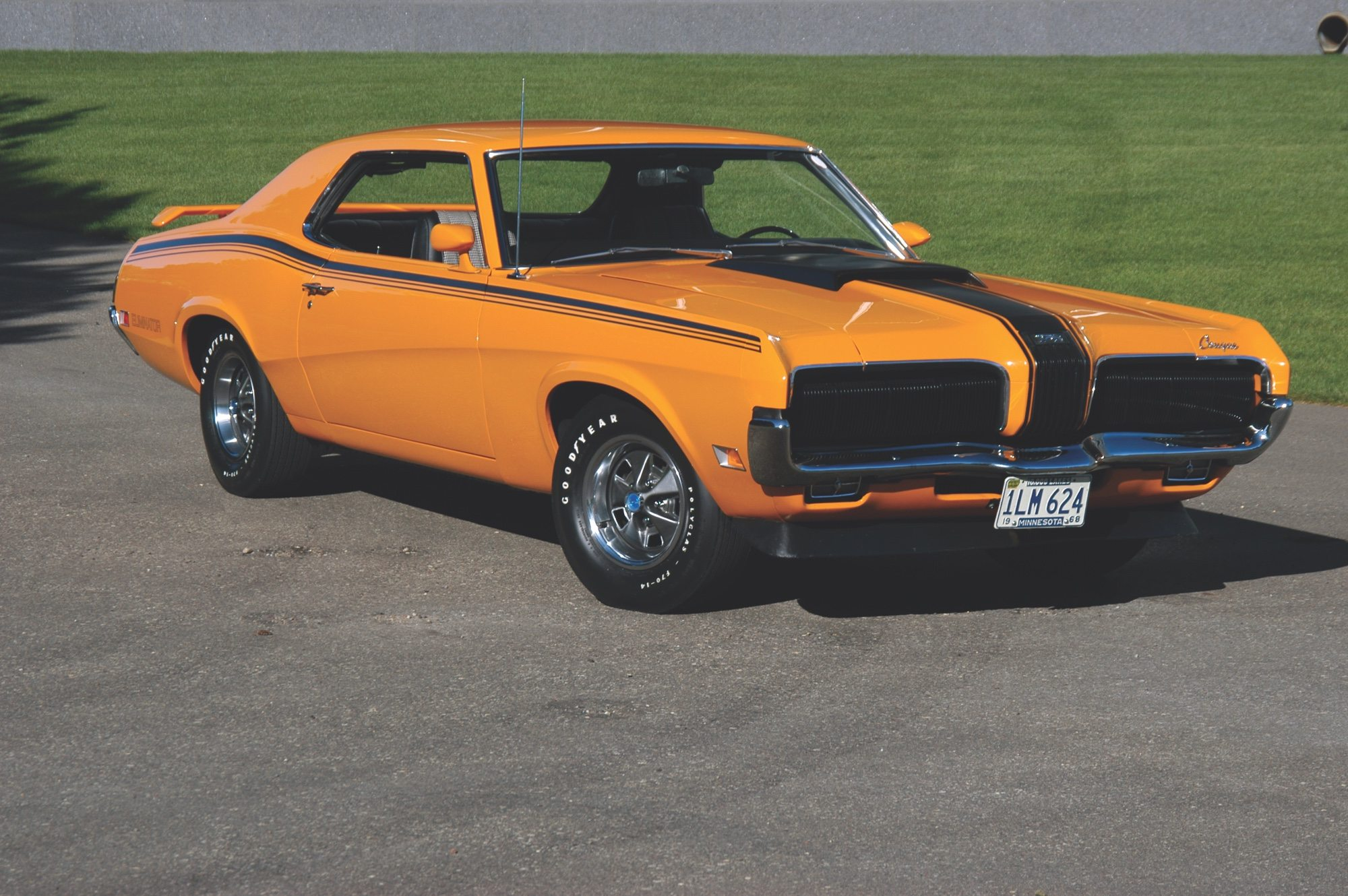 The 1970 Mercury Cougar Eliminator Was a Classy Mach One Mustang ...