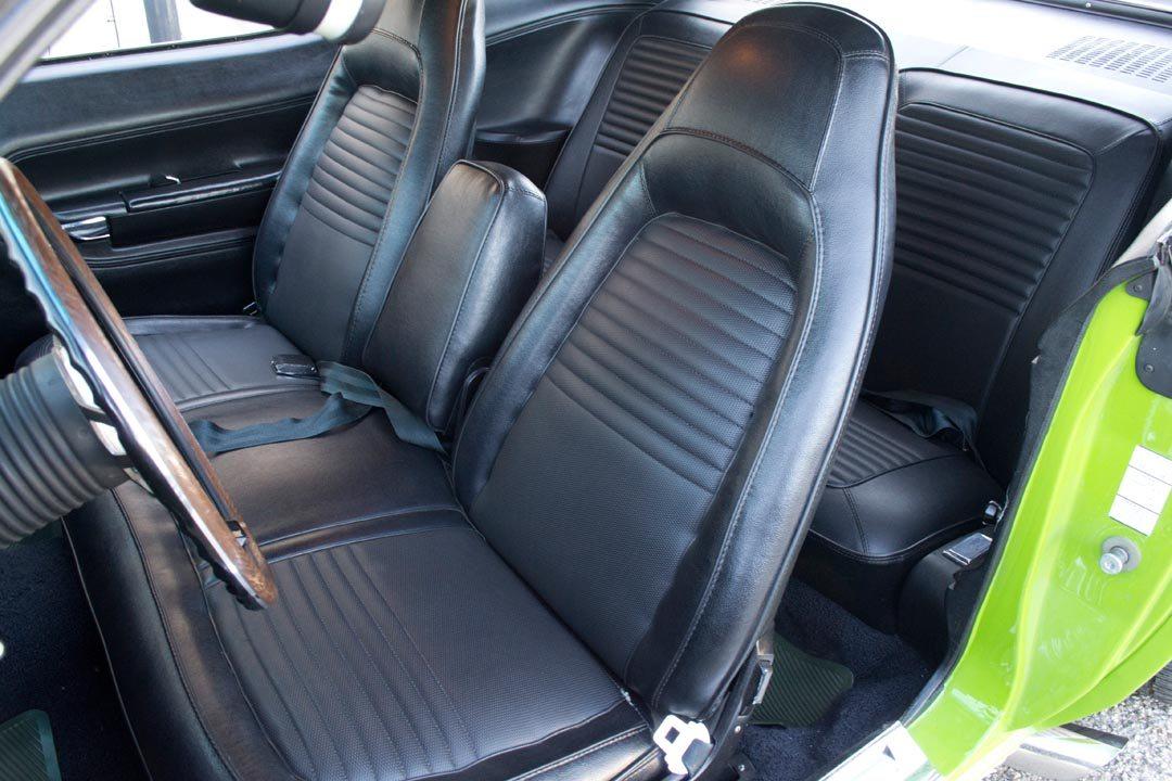 1970 Plymouth AAR 'Cuda Seats