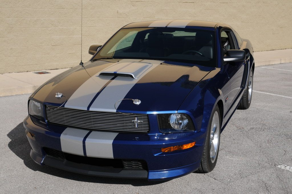 Ford Mustang - a modern collector car