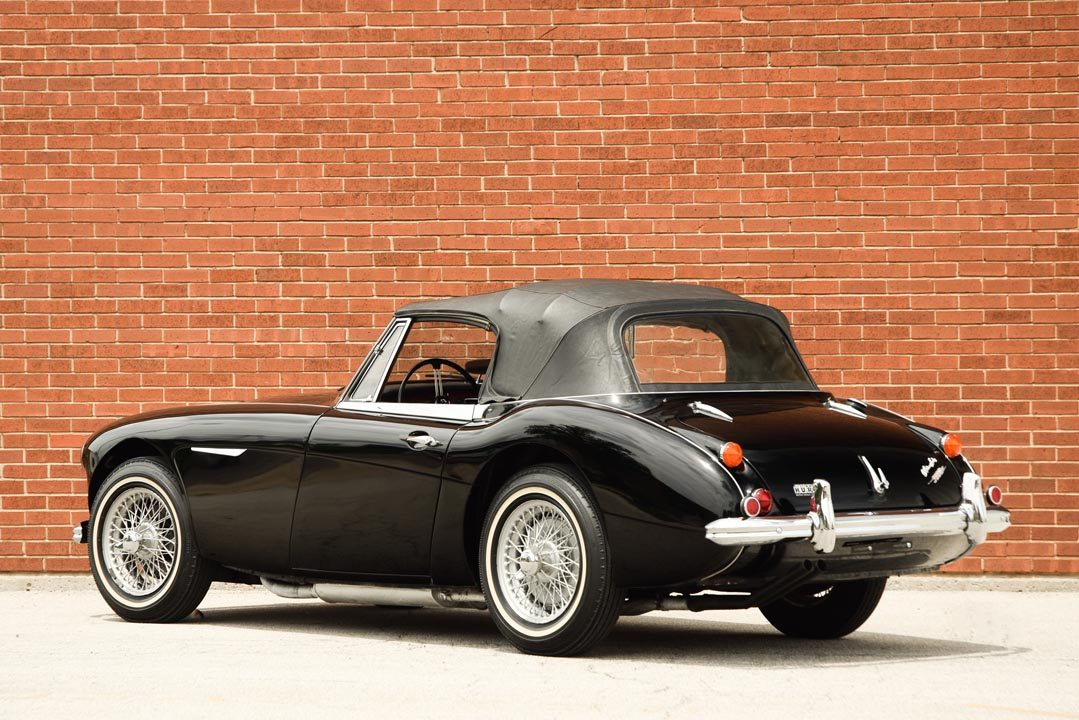 1965 Austin-Healey 3000 Mk III Roadster Rear