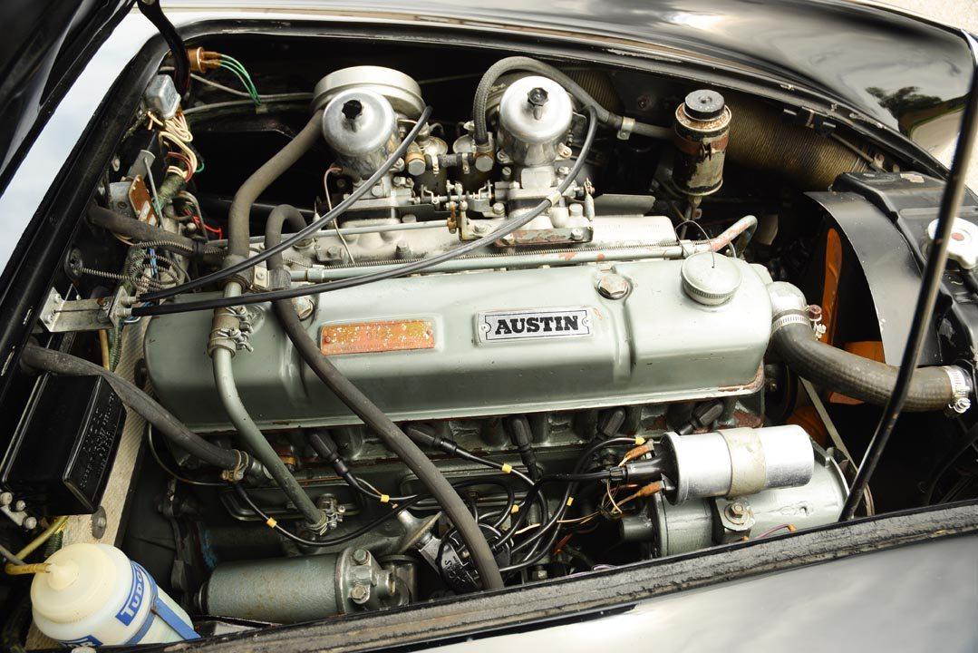 1965 Austin-Healey 3000 Mk III Roadster Engine