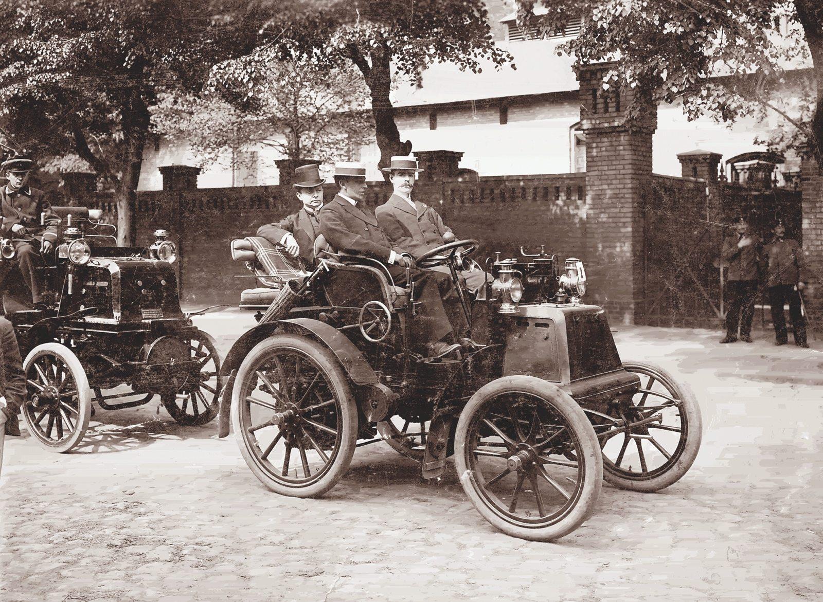Daimler Phoenix c.1899
