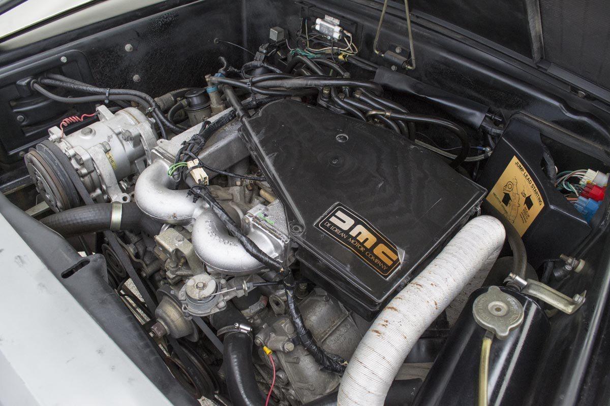 1981 Delorean Dmc 12 Gullwing Coupe Heacock Classic