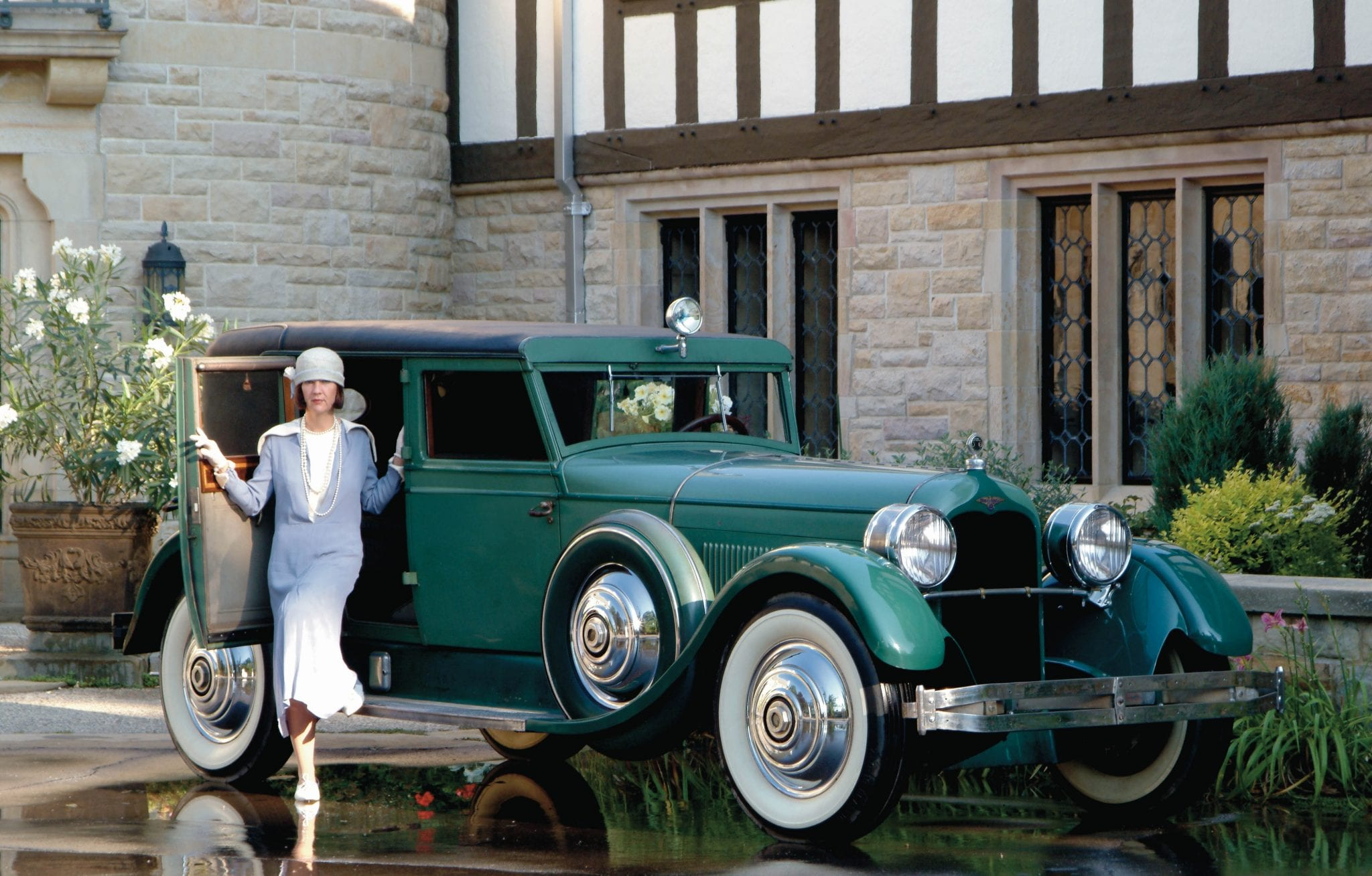 Duesenberg Model A Sedan Color