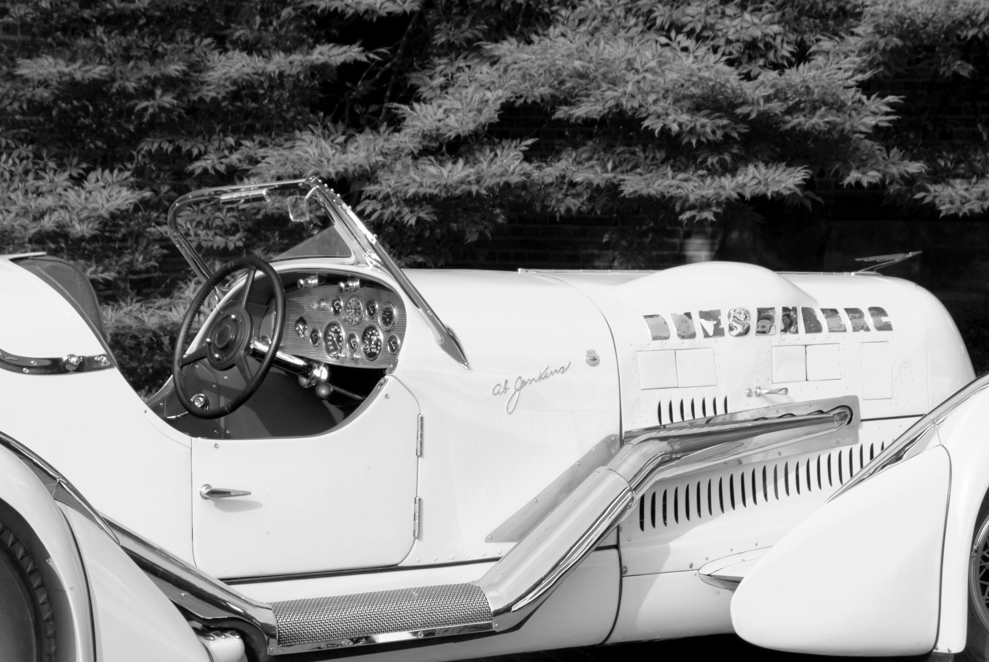 Duesenberg Morman Meteor Exhaust