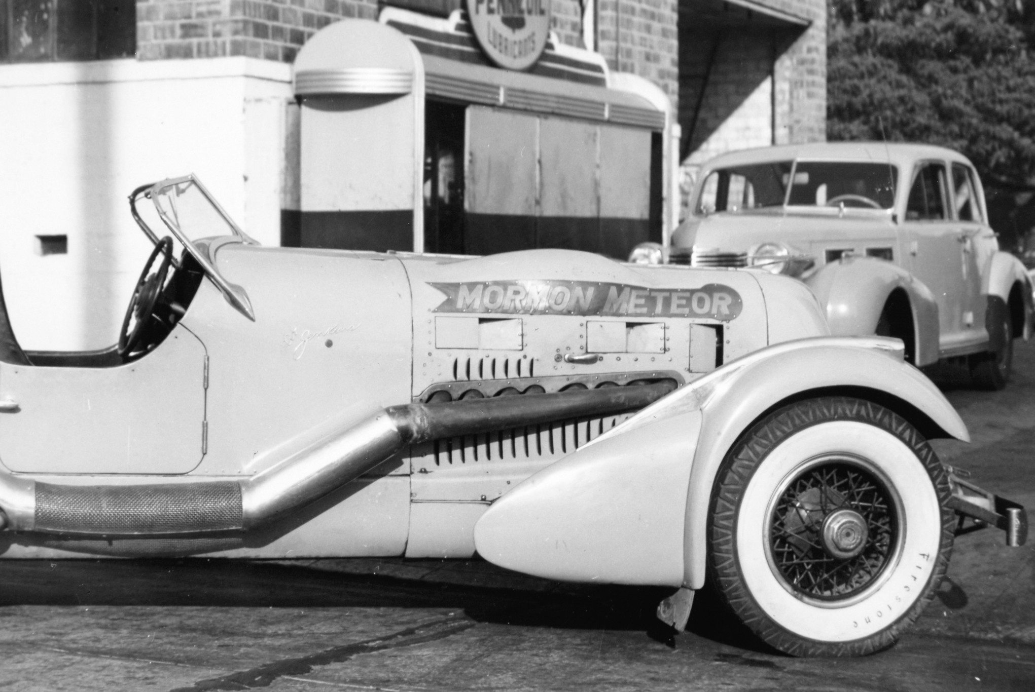 Duesenberg Morman Meteor Whitewall Model J Wheels