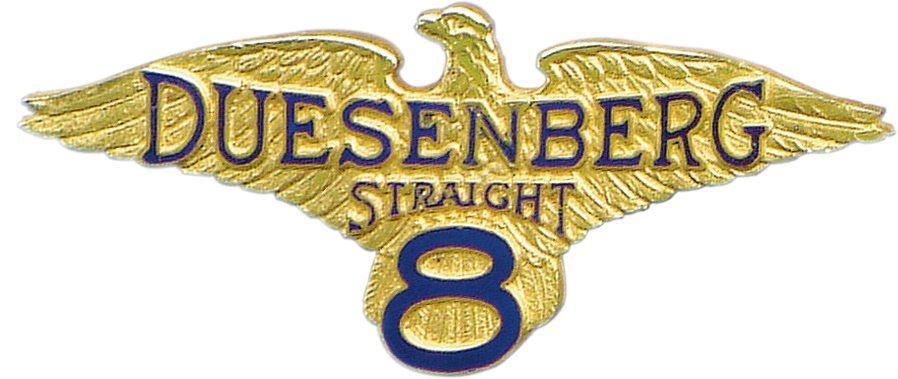 Duesenberg Straight Eight logo
