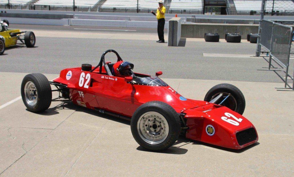 #62 Formula Ford