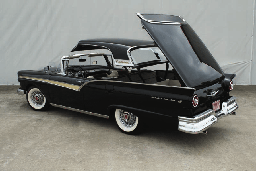 1957 Ford Fairlane 500 Skyliner Retractable & 1957 Ford Fairlane 500 Skyliner Retractable | Heacock Classic ... markmcfarlin.com