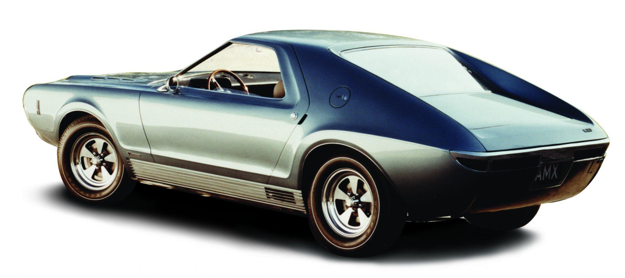 Finished 1966 Vignale AMX show car