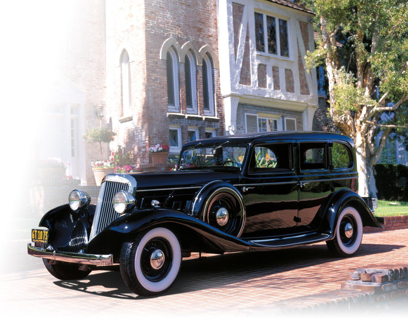 Franklin V12 Supercharged Air-cooled V12 automobile engine