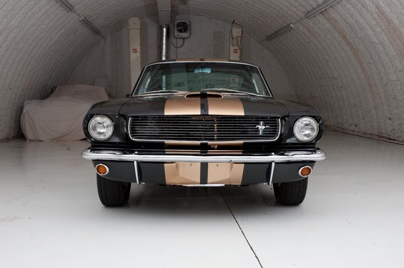 1966 Ford Shelby GT 350 Hertz Show Car
