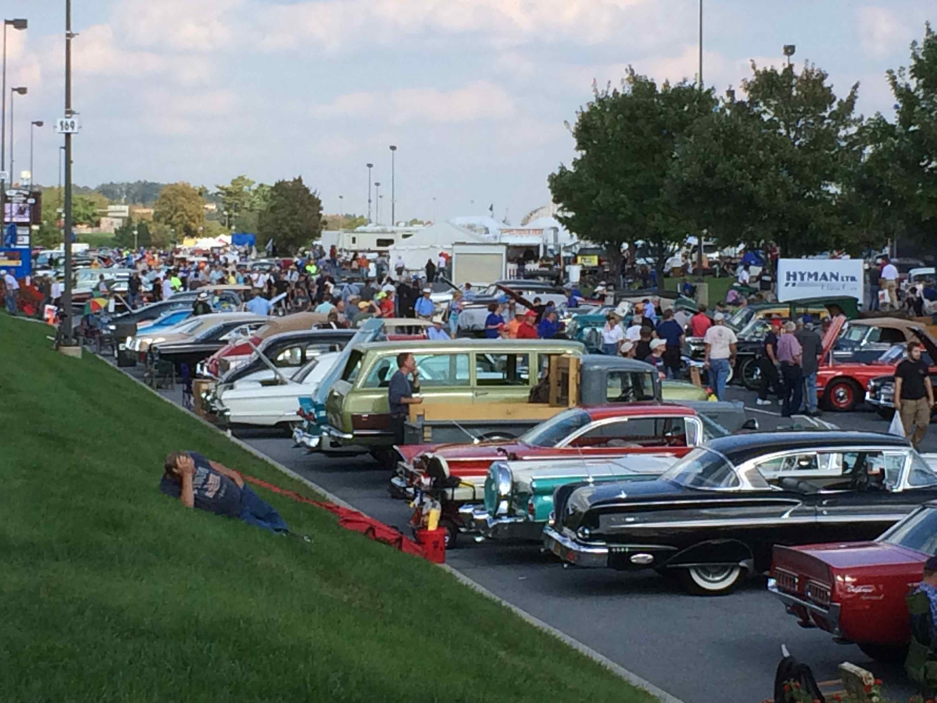 Big American Classics Rule At The Rm Hershey Auction
