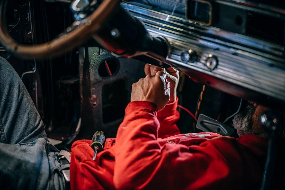 Hot Rod Insurance Restoration