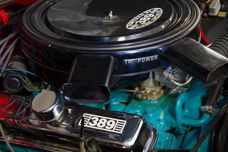 1959 Pontiac Catalina Tri-Power 389 V8