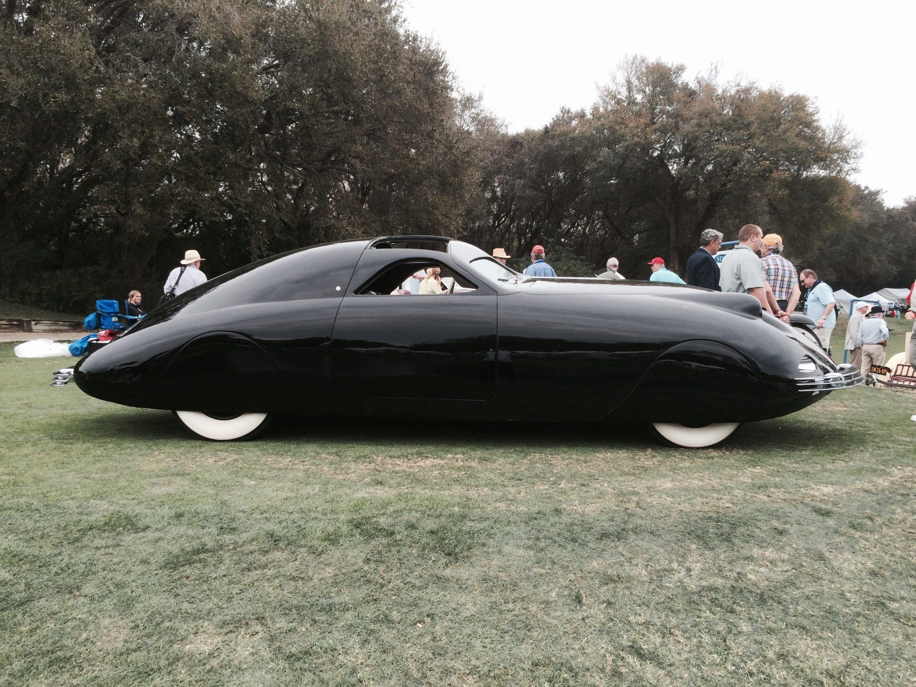 1938 Phantom Corsair From the Side