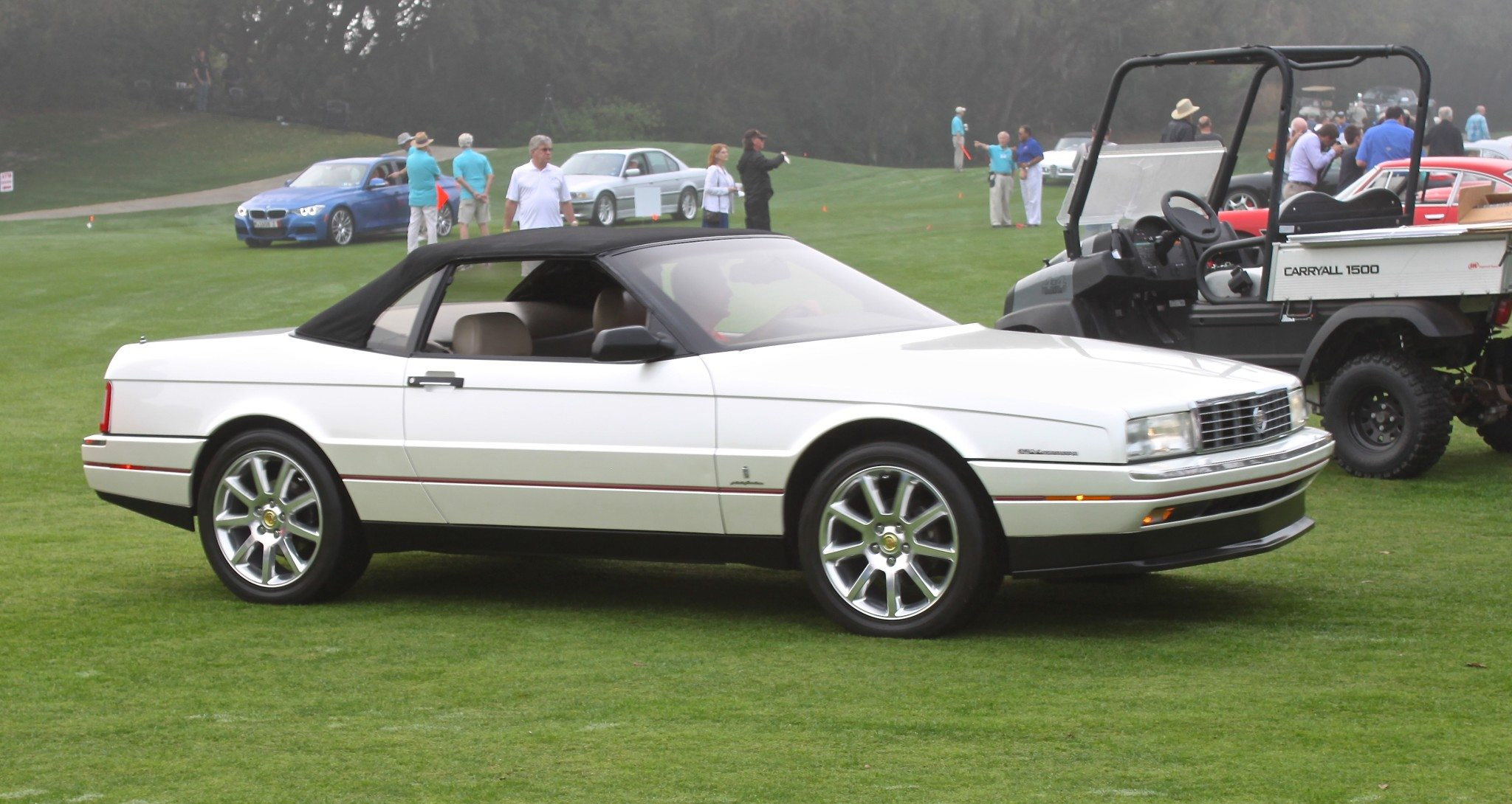 The Cadillac Allante 1987 1993 Heacock Classic Insurance