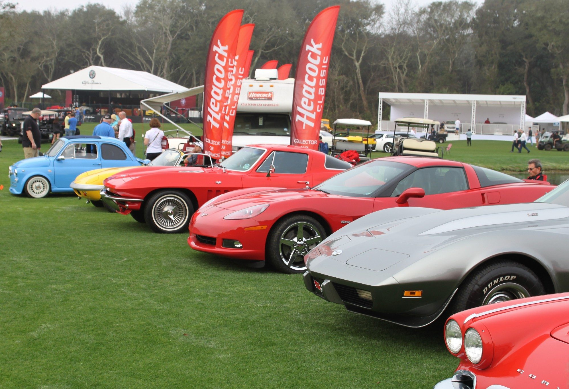the generations of chevy corvettes