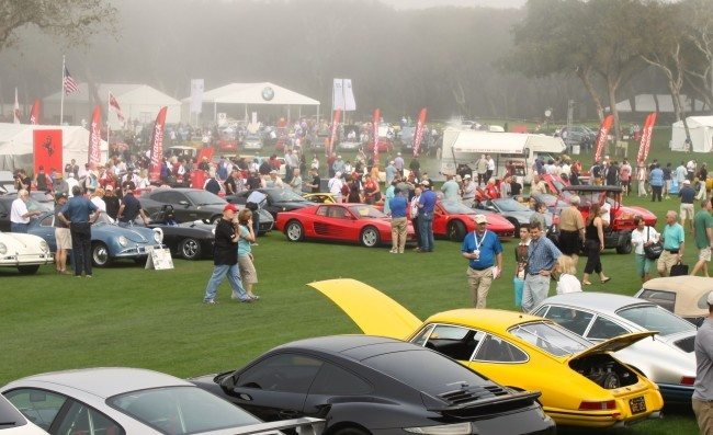 Cars And Coffee At Amelia Island Highlights - Amelia car show