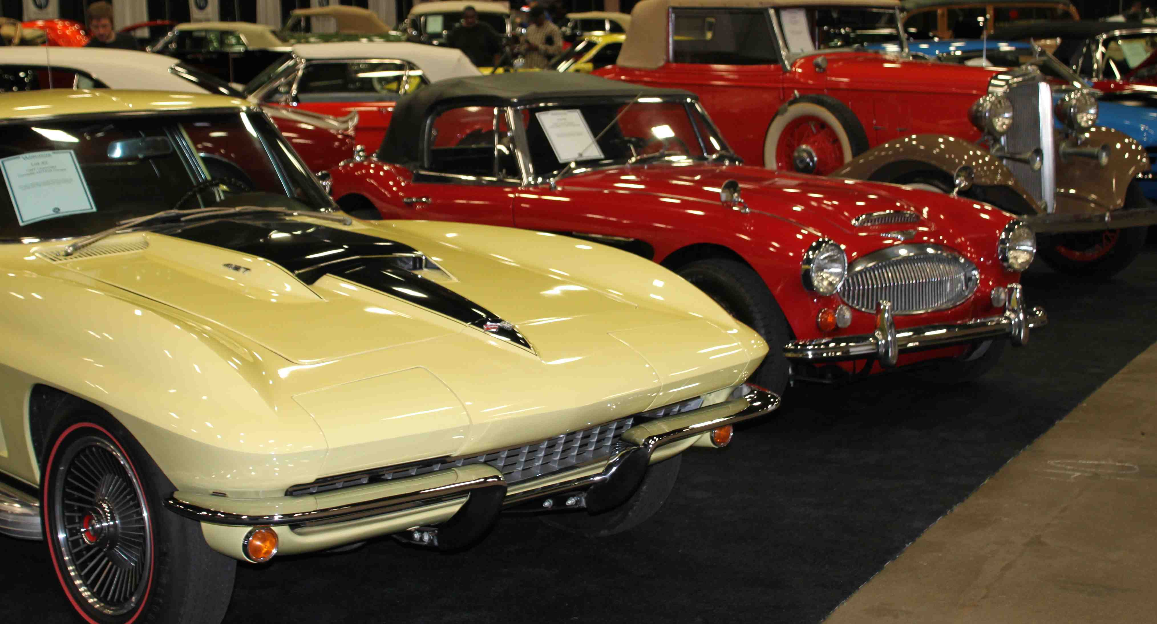 Auto Mania Presented By Carlisle Events Jan - Allentown car show swap meet