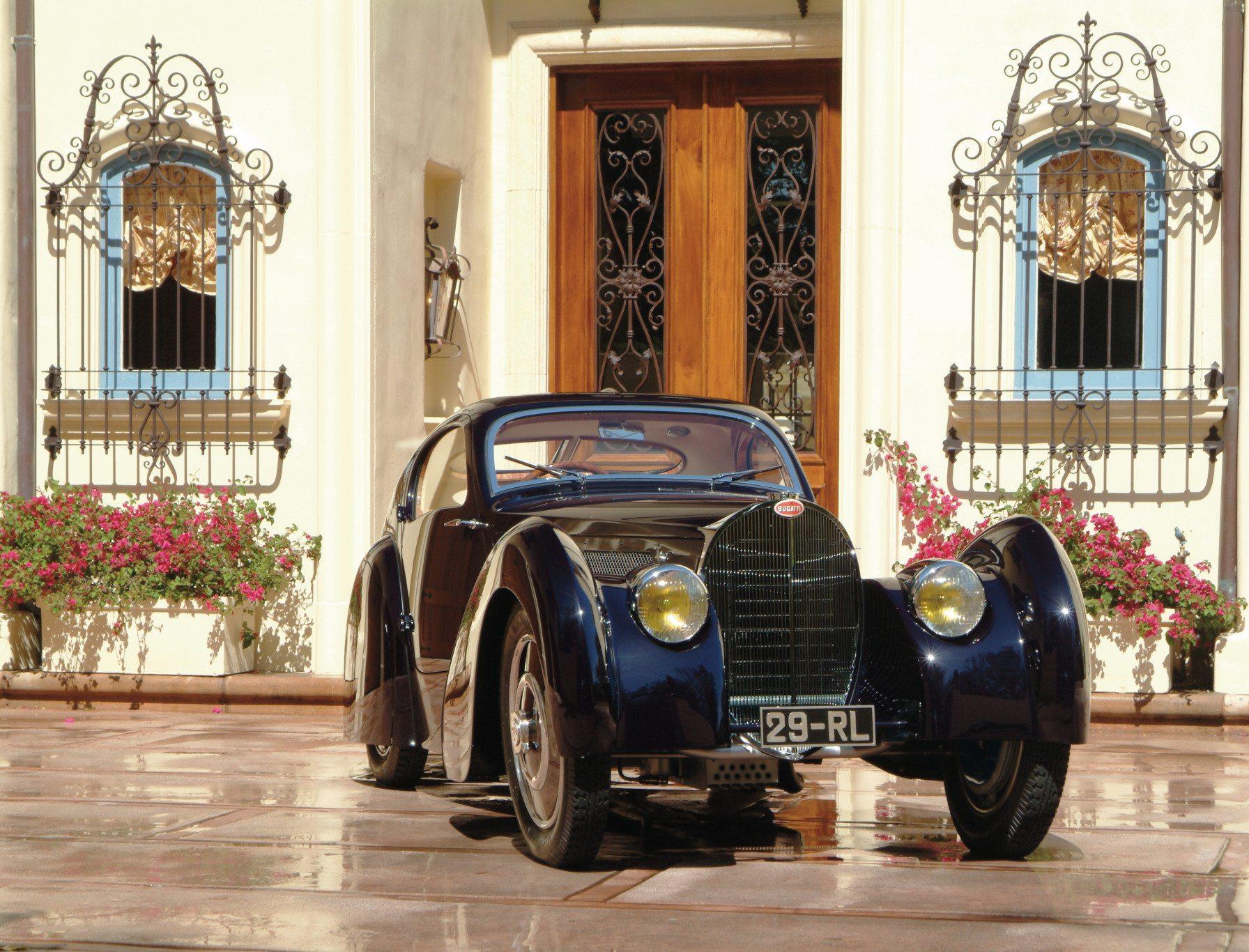 Louis Dubos Bugatti Type 51