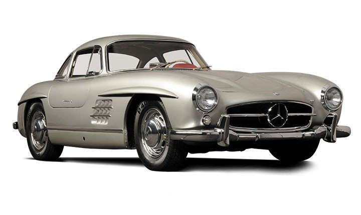 Mercedes benz 300 sl gullwing defining the term supercar for 1954 mercedes benz 300sl