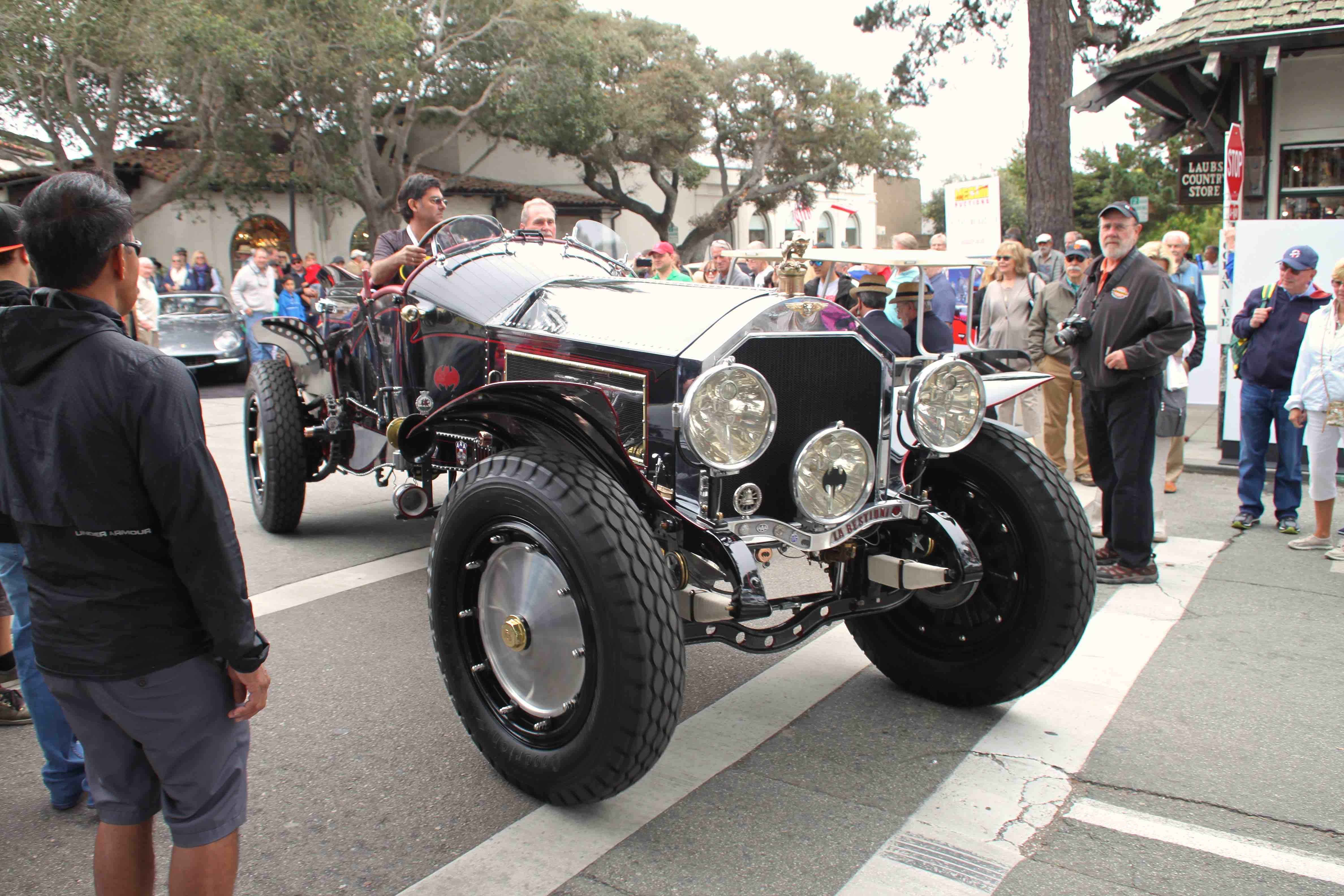 Monterey 2016 DAY 2 - Carmel-by-the-Sea Concours