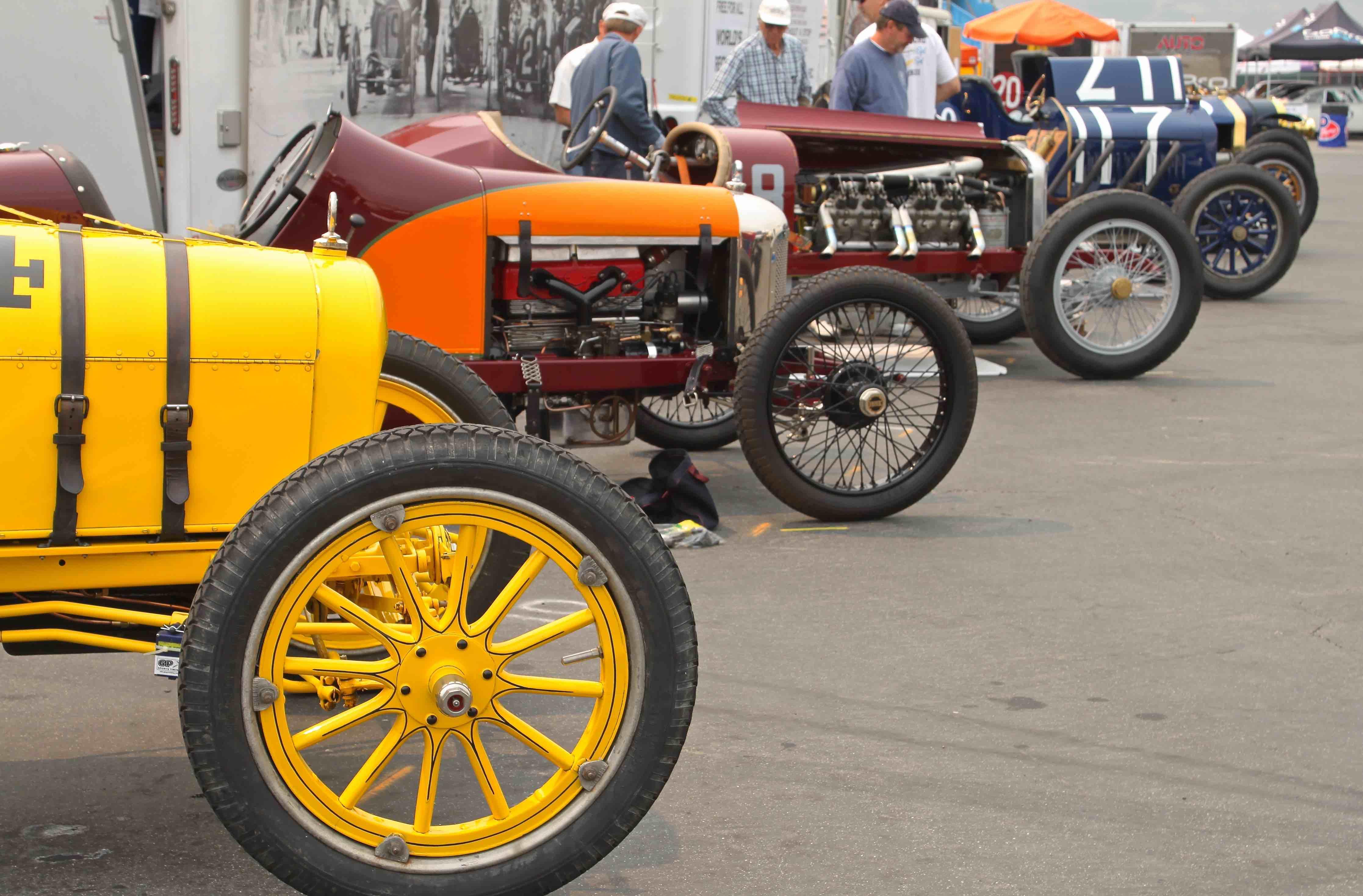 Monterey 2016 Day 5 - Laguna prewar classic race cars