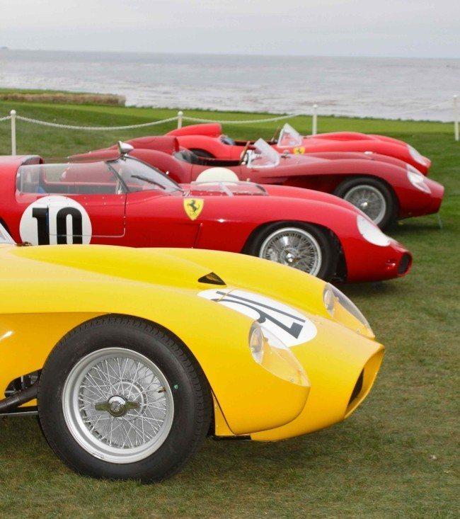 Monterey 3 PB Ferraris