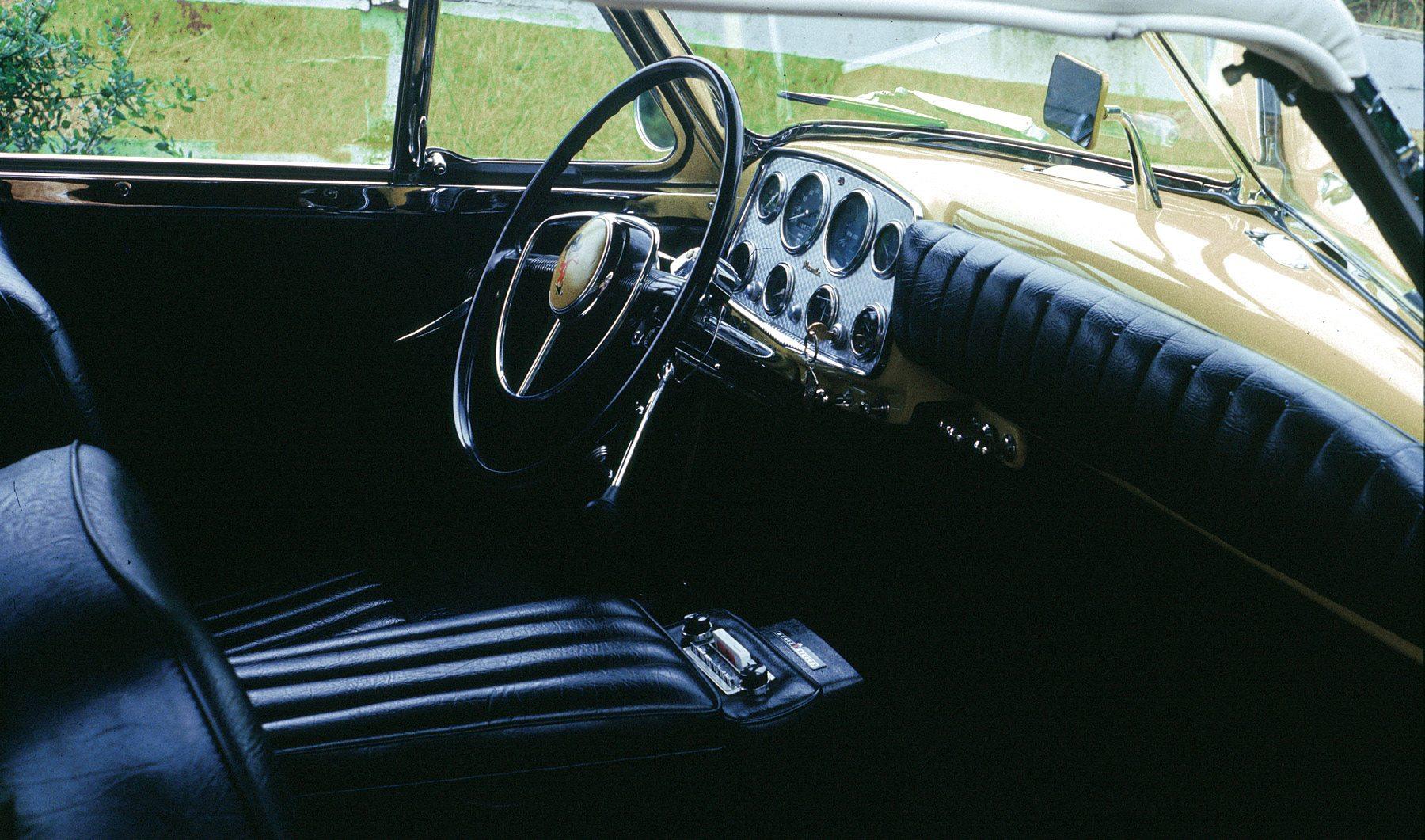 Four Forgotten Fifties Sport Cars Heacock Classic Insurance