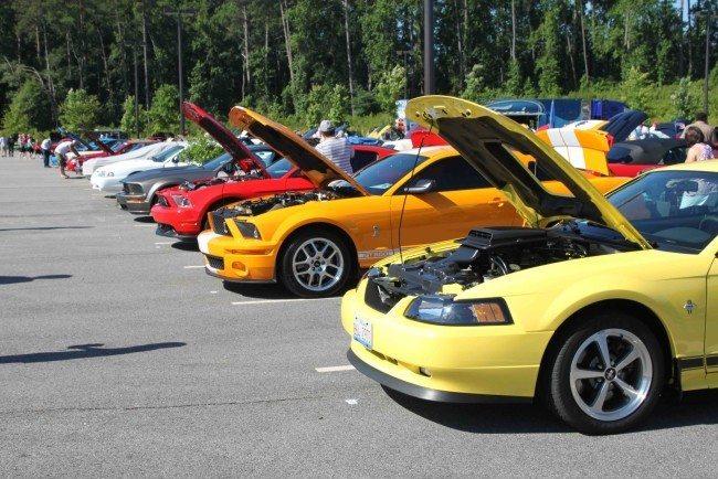 Mustang 5 2016