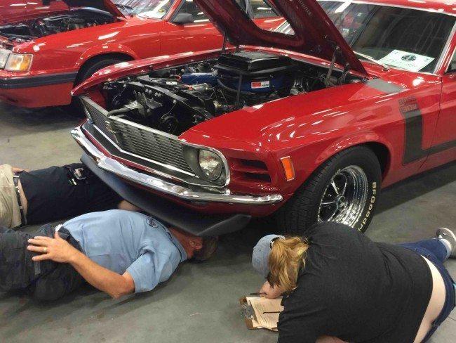 Mustang 8 2016