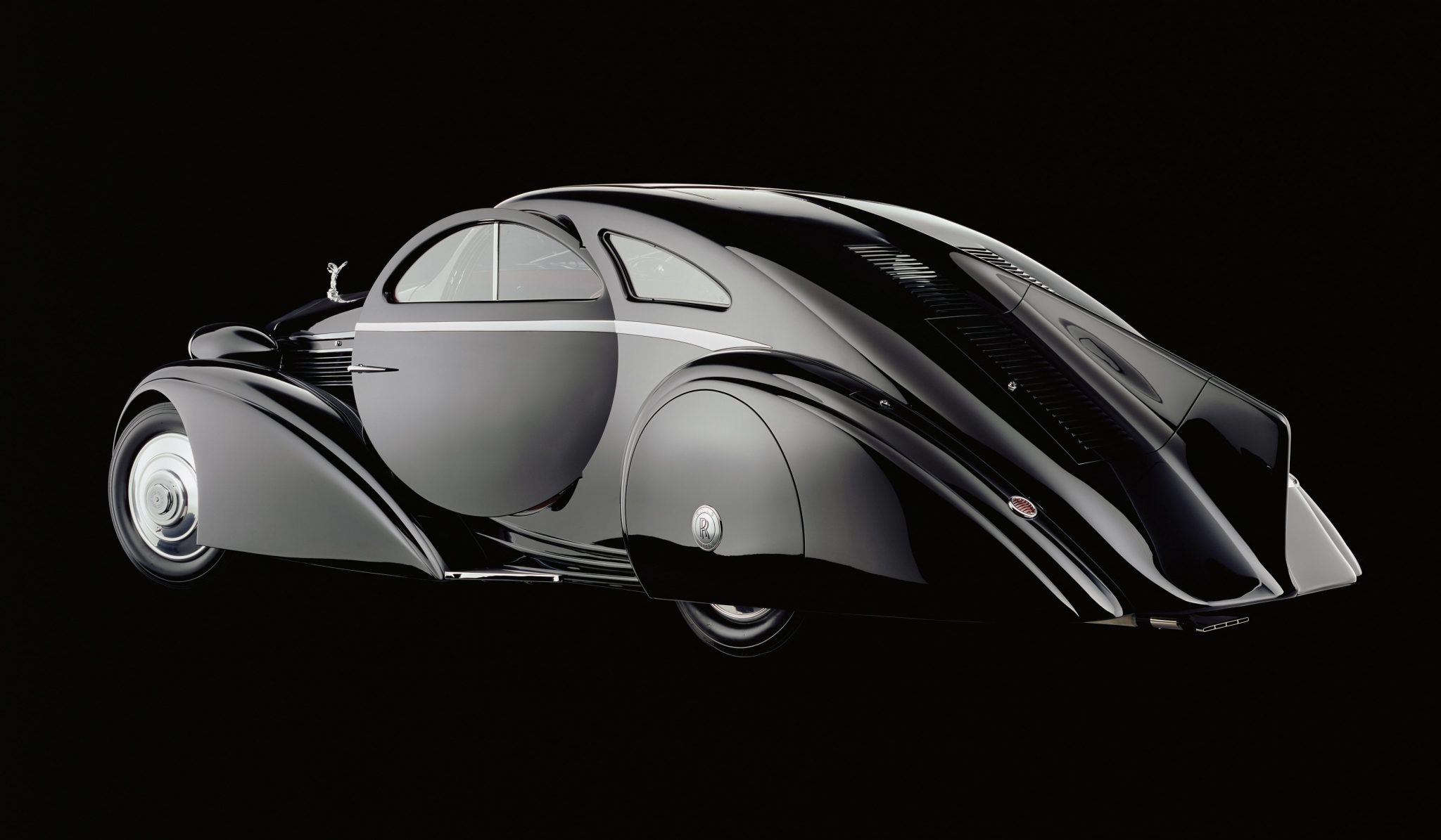 Phantom 1 Jonckheere Coupe Rear Side View