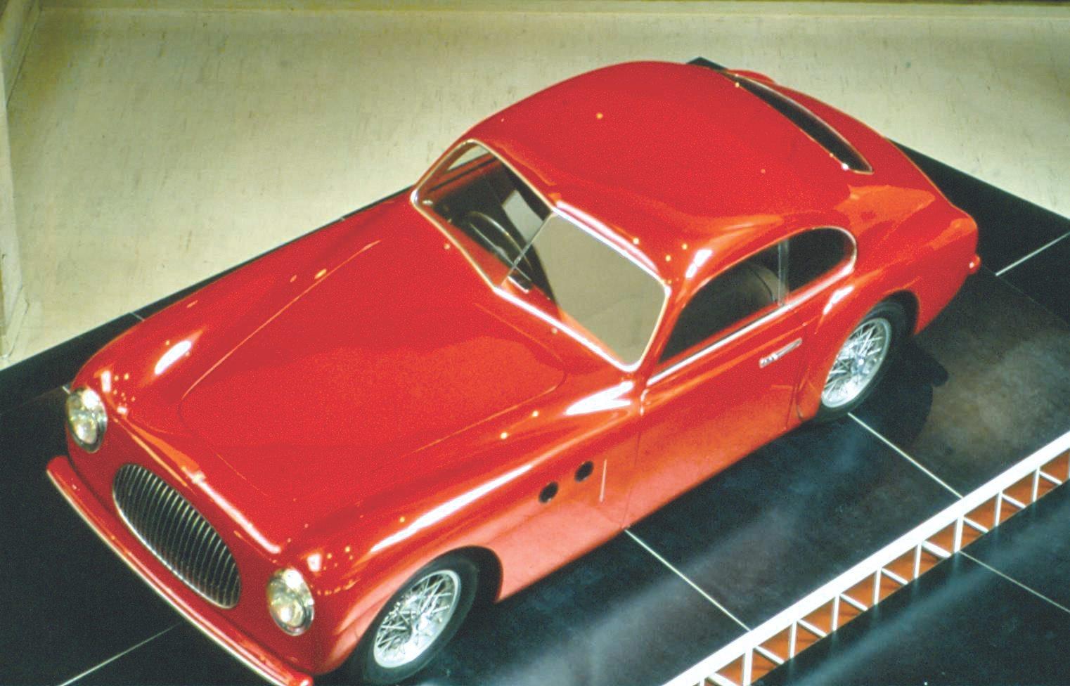 Pinin Farina Designed Cisitalia 202
