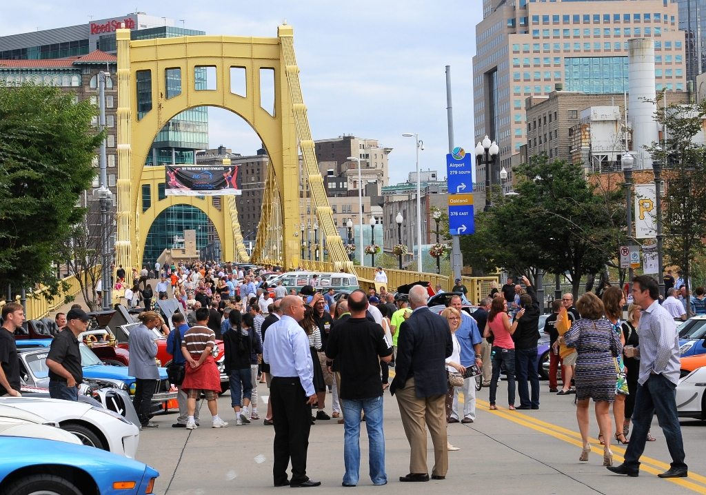 Pittsburgh Car Cruises July