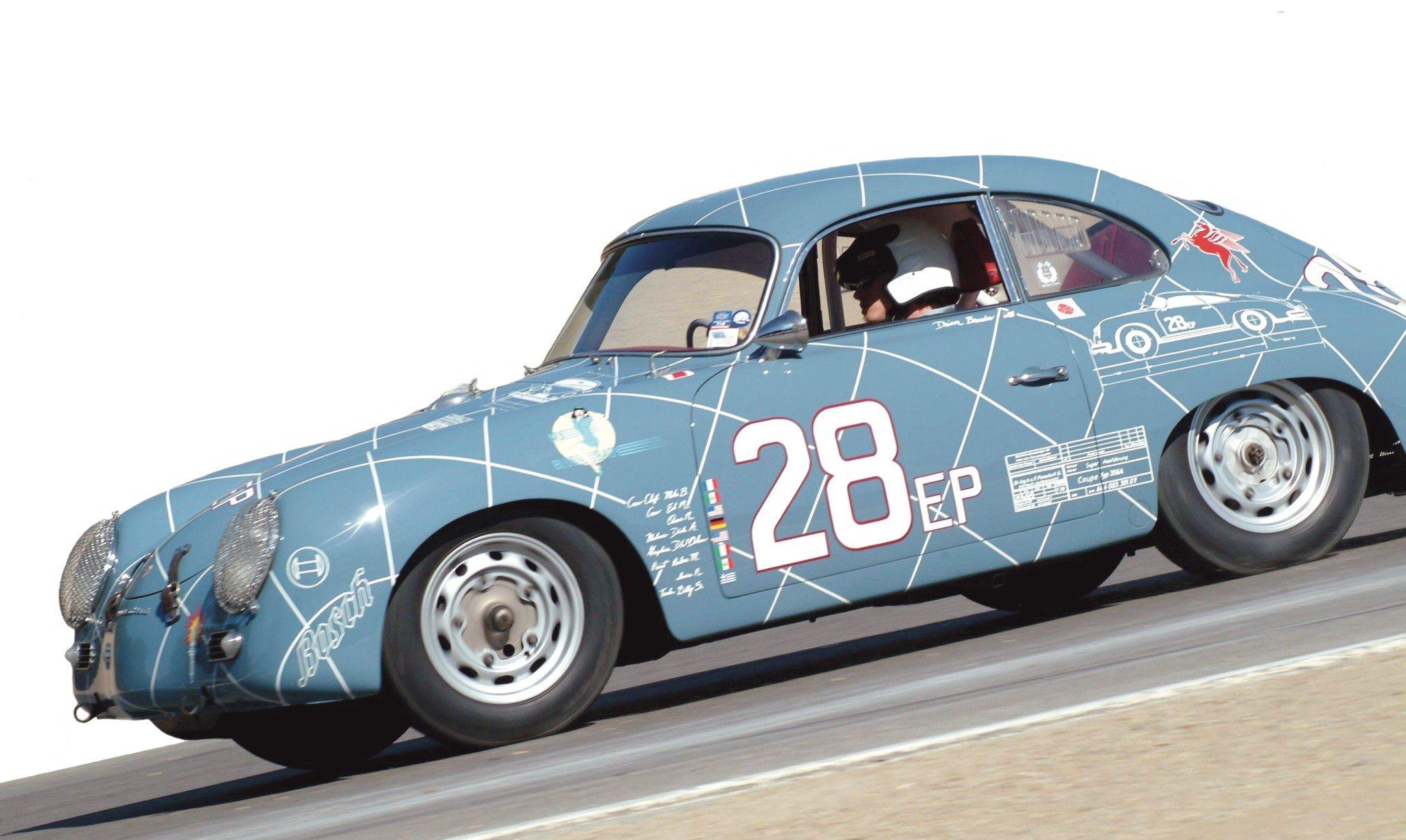 Porsche-356A-Vintage-Racing