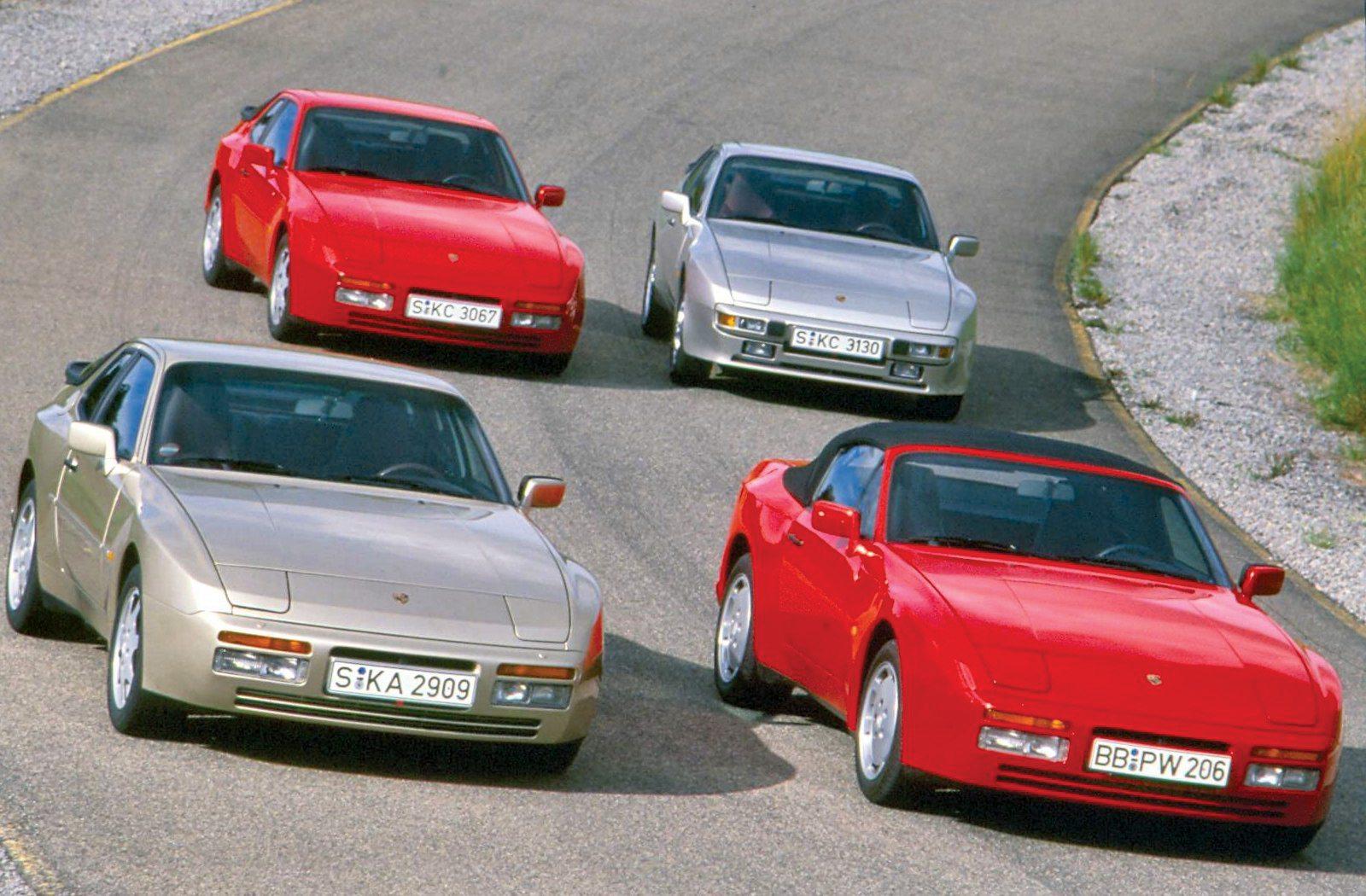 Porsche 944 Variants