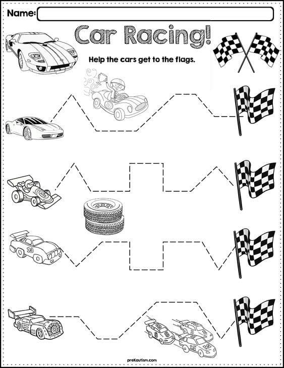 racing-cars-indoor-activity