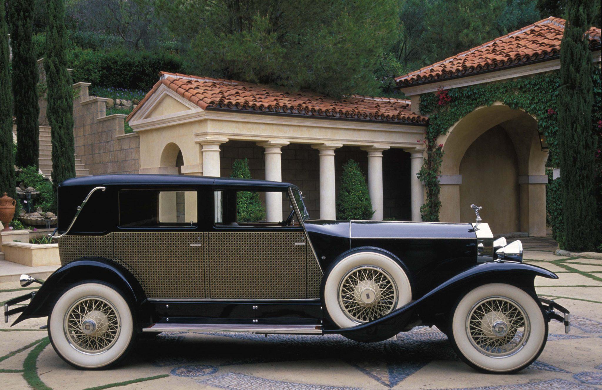 Rolls-Royce Phantom I Springfield Rolls Town Car