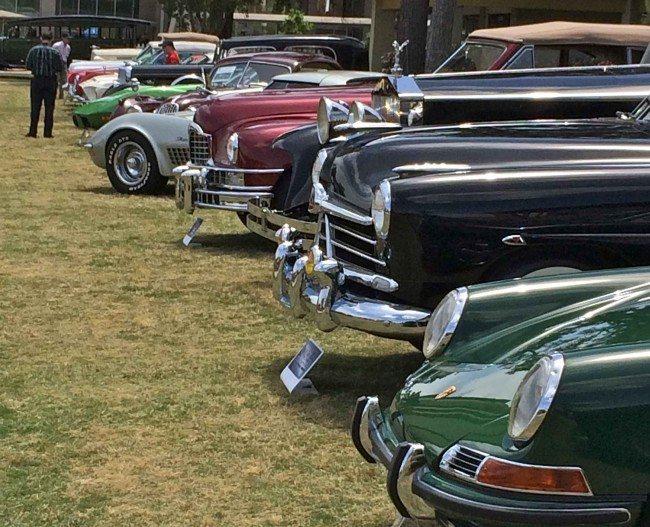 Sebring Car Show 1