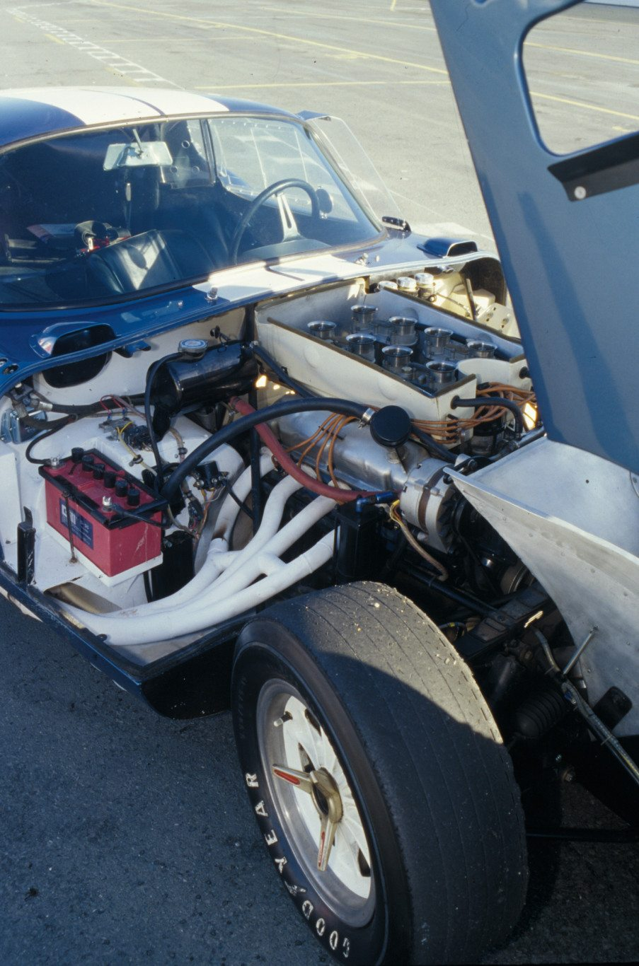 Shelby Daytona Coupe 289ci V8 Engine